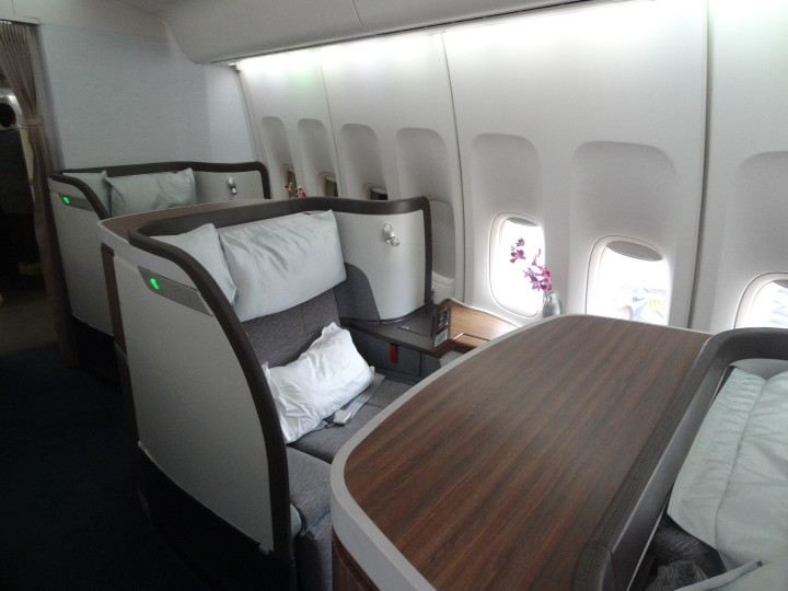 Travel Hacking Cathay Pacific