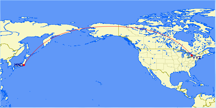 canadiantraveltip - easy flight redemption