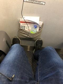 Air Canada A321 seats