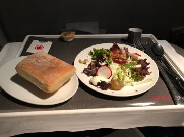 Air Canada A320 A321 business class