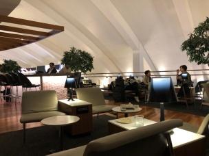 LAX Star Alliance lounge